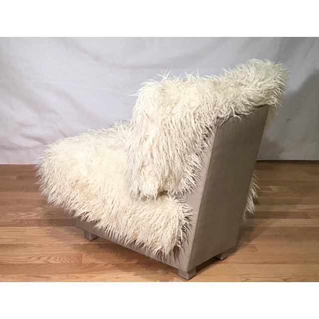 Modernist Designer Flakati Chair by Randy Esada Designs For Sale In Los Angeles - Image 6 of 8