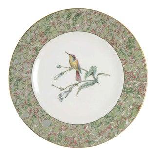 1990 Humming Birds by Wedgwood Salad/Dessert Plates - Set of 5 For Sale