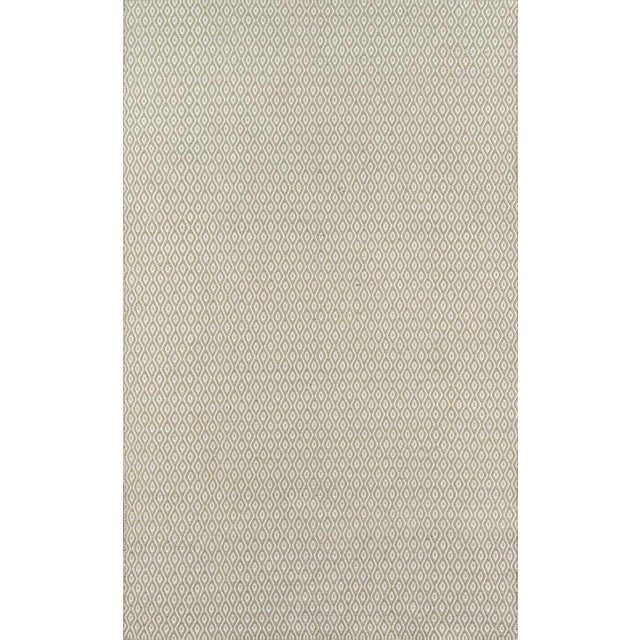 2010s Erin Gates Newton Davis Green Hand Woven Recycled Plastic Area Rug 8' X 10' For Sale - Image 5 of 5