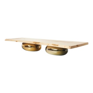 Coffee Table in Sycamore by Jeremy Maxwell Wintrebert