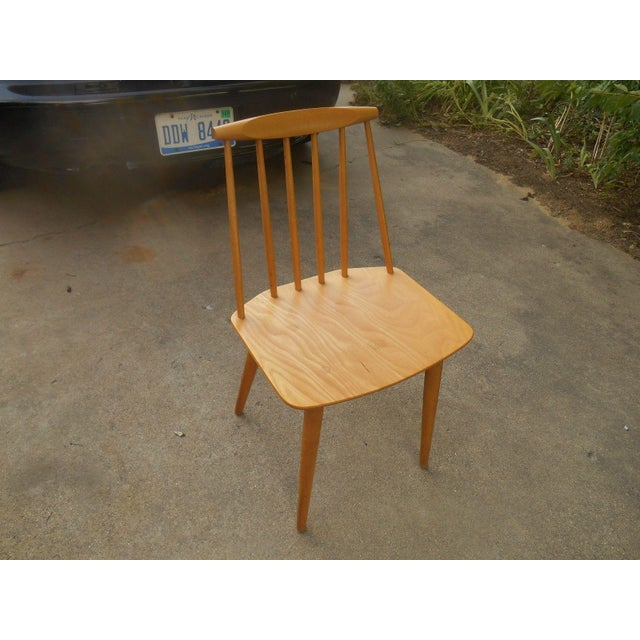 Mid-Century Danish Modern Mobler Chair - Image 2 of 7