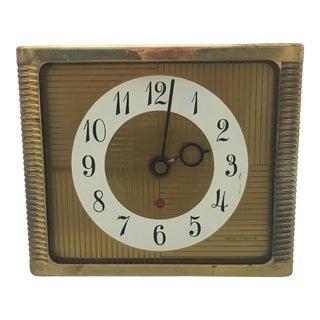 20th Century Art Deco Seth Thomas Yukon Model Clock For Sale