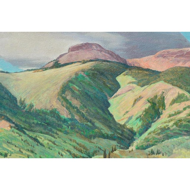 Impressionism Catskill Mountains For Sale - Image 3 of 6