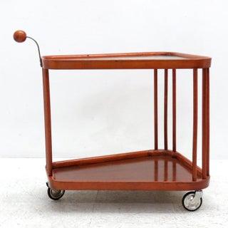 1960s Vintage Swedish Serving Cart Preview