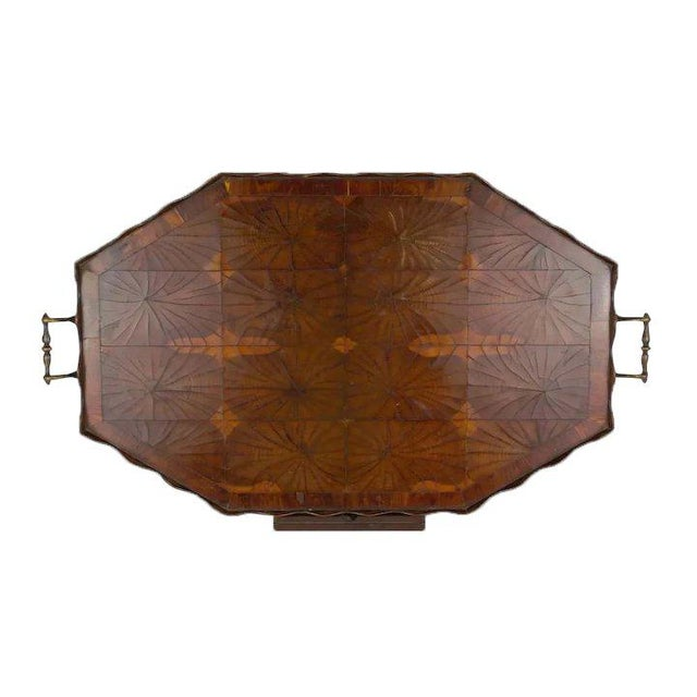 Oyster Veneer Tray For Sale - Image 13 of 13