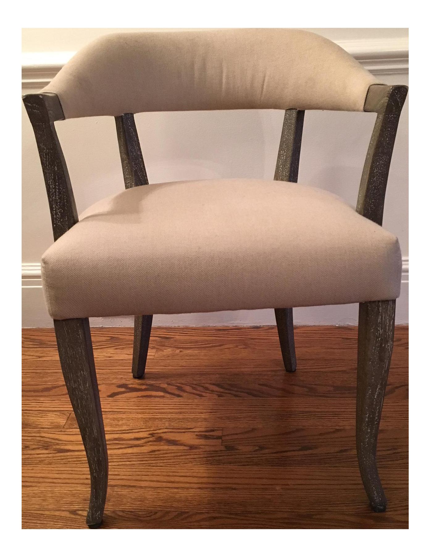 Palecek Menlo Dinng Chair For Sale