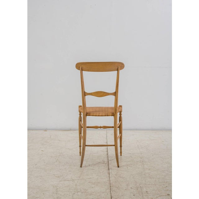 Italian Campanino Chair by Chiavari Giuseppe Gaetano Descalzi, 1807 For Sale - Image 6 of 10