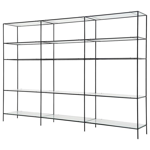 1960 Poul Cadovius Abstracta Shelving System For Sale