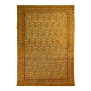 Antique Anatolian Sivas Rug For Sale