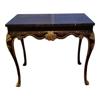 Baker Irish George II Style Console Table For Sale