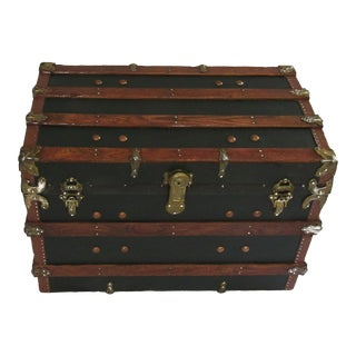 Early 1900's Carriage Trunk For Sale