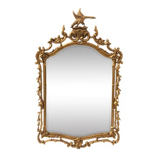 Friedman Bros. Chippendale Style Mirror For Sale