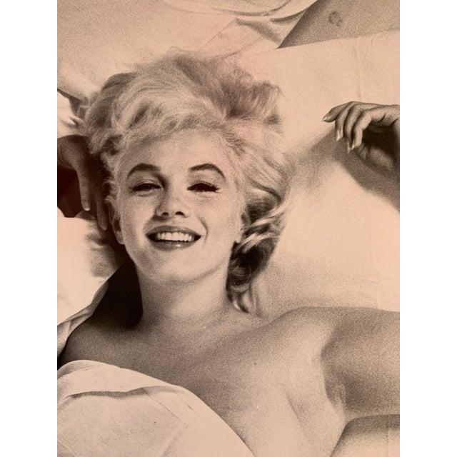 Vintage Portrait of Marilyn Monroe by Magnum Photographer Eve Arnold For Sale - Image 4 of 10