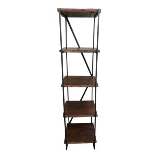 Recycled Wood Etagere
