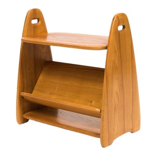 1950s Jacob Müller Magazine Rack For Sale