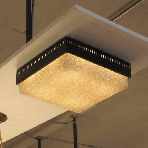 French Flush Mount Light - Image 5 of 10