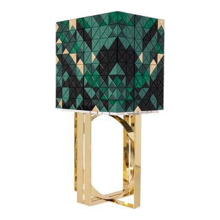 Covet Paris Pixel Green Cabinet For Sale