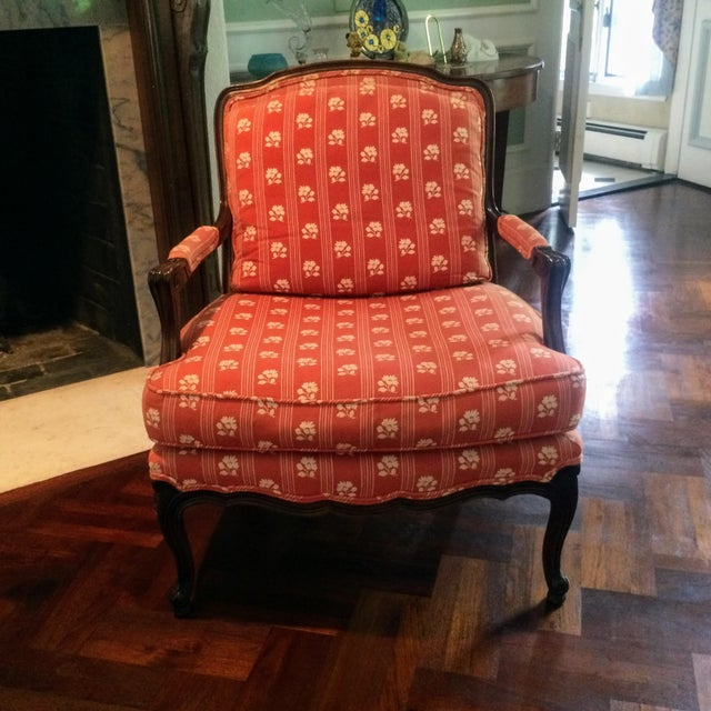 Baker Furniture Bergere Chairs - A Pair - Image 8 of 11