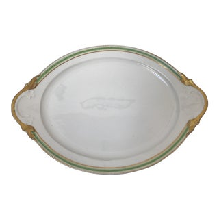 Limoges France for Marshall Fields Serving Platter