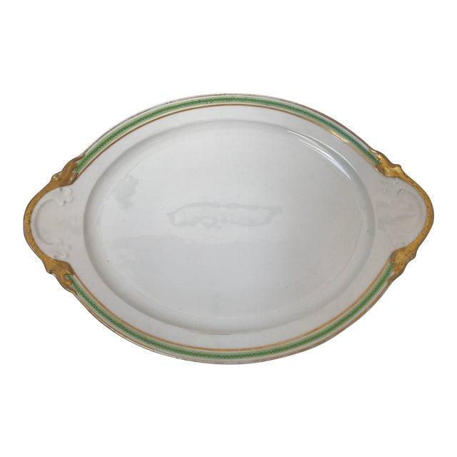 Limoges France for Marshall Fields Serving Platter For Sale