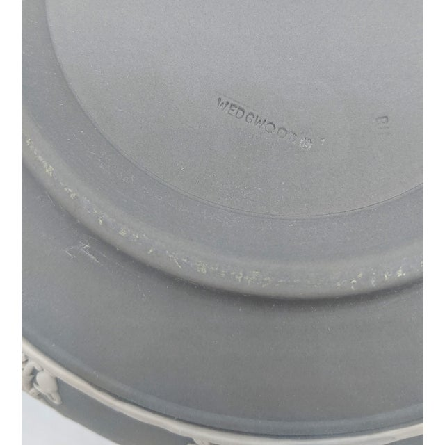 20th Century Wedgwood Jasperware Gray and White Bowl For Sale In Houston - Image 6 of 10