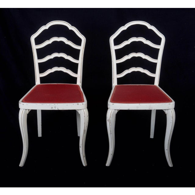 Bentwood Dining Chairs by Thonet, 1930 - Set of 8 For Sale - Image 7 of 11