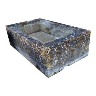 Antique French Trough For Sale