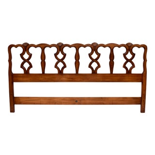 John Stuart French Regency Interlocking Headboard, King For Sale