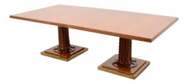 Image of Neoclassical Dining Tables