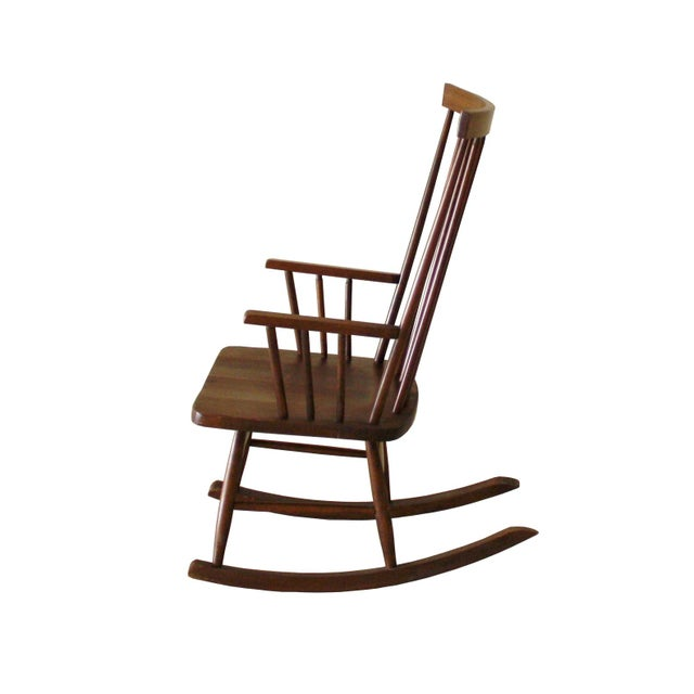 Mel Smilow Rocking Chair - Image 4 of 8