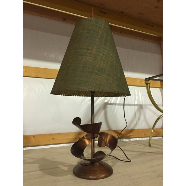 Harry Balmer Mid-Century Brutalist Table Lamps - A Pair - Image 8 of 8