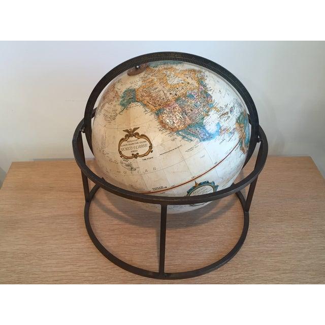 Paul McCobb Tabletop Globe - Image 3 of 5