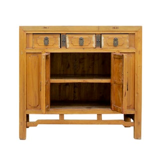 Sugi Buffet Cabinet Preview