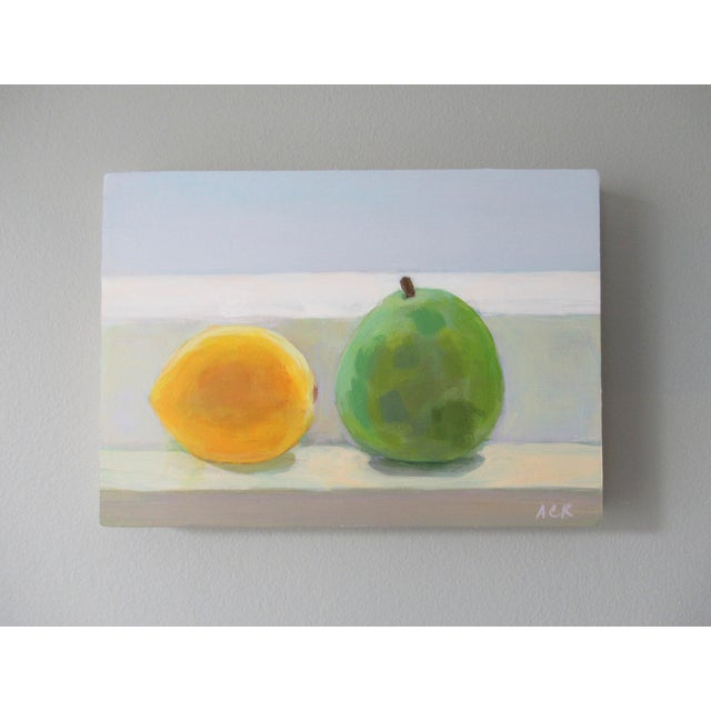 2020s Lemon and Pear by Anne Carrozza Remick For Sale - Image 5 of 6