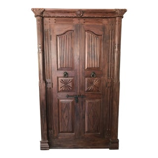Antique Style Armoire