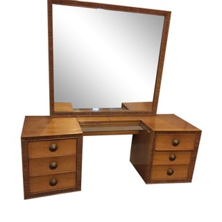 Paul Frankl for Brown Saltman Vanity For Sale