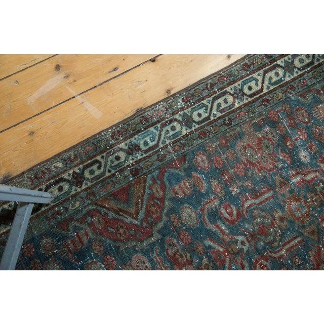 "Textile Vintage Northwest Persian Rug Runner - 3' X 8'6"" For Sale - Image 7 of 11"