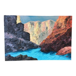 Grand Canyon Landscape on Canvas For Sale