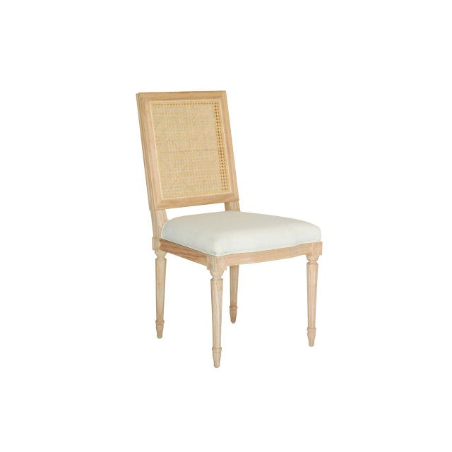 Bienville Chair With Cane For Sale - Image 9 of 9