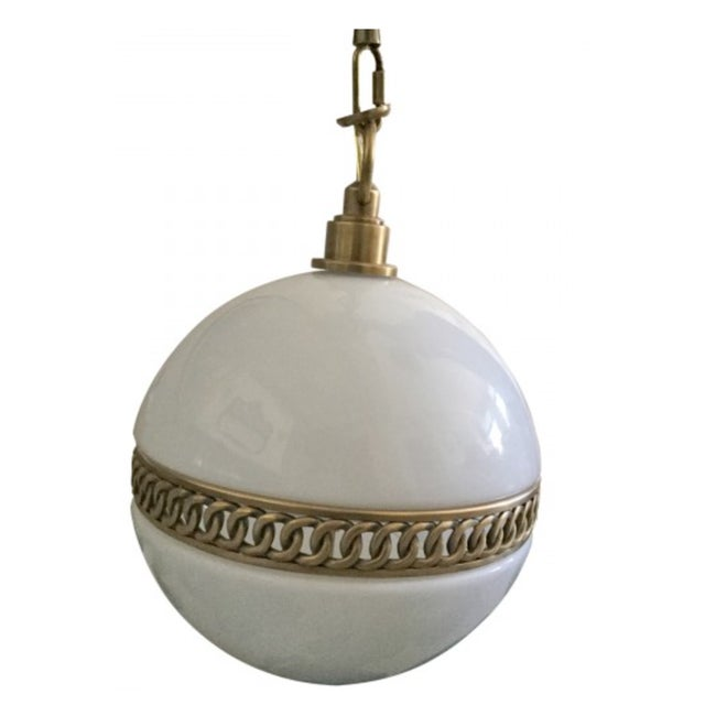 Hendricks Small Globe Pendant - Image 4 of 4