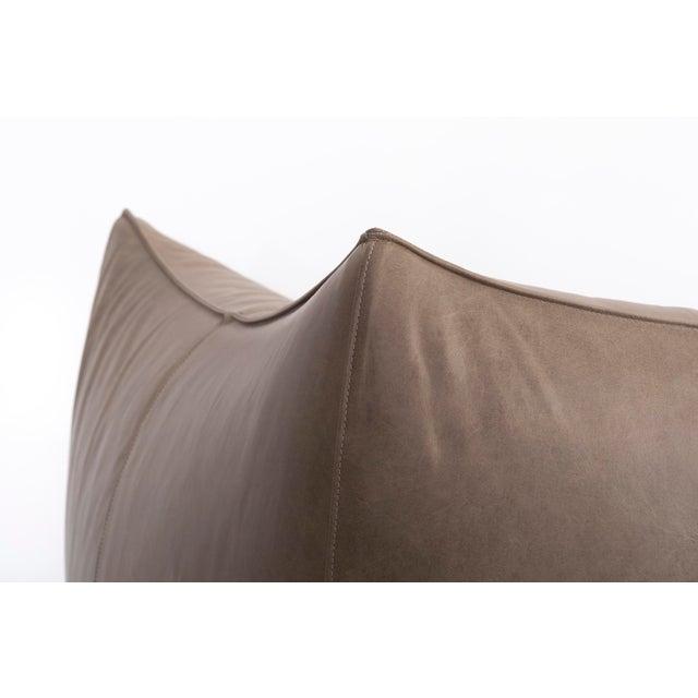 Tan Mario Bellini Bambole Sofa for B & B Italia For Sale - Image 8 of 11