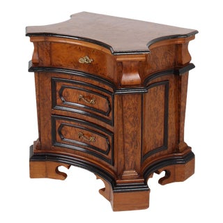 Vintage Italian Baroque Style 3-Drawer Chest For Sale
