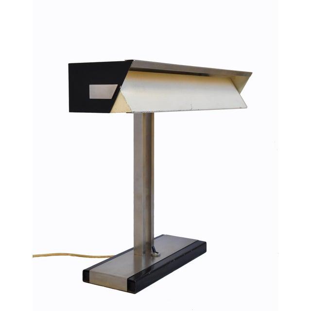 Metal Stilnovo Desk Lamp For Sale - Image 7 of 7