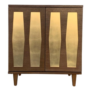 Modern Retro Style Bar Cabinet For Sale