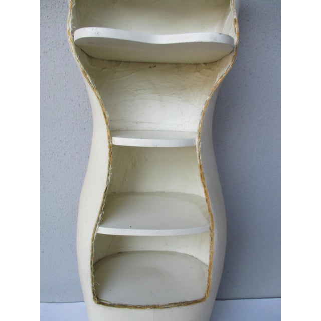Boho Glam Body Form Mannequin Retail Store Display Shelf - Image 11 of 11