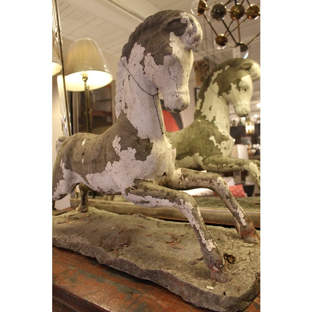 Belgian 1970 Belgium Concede Garden Horse For Sale - Image 3 of 4