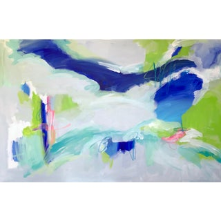 'Epiphany' Original Abstract Painting by Linnea Heide For Sale