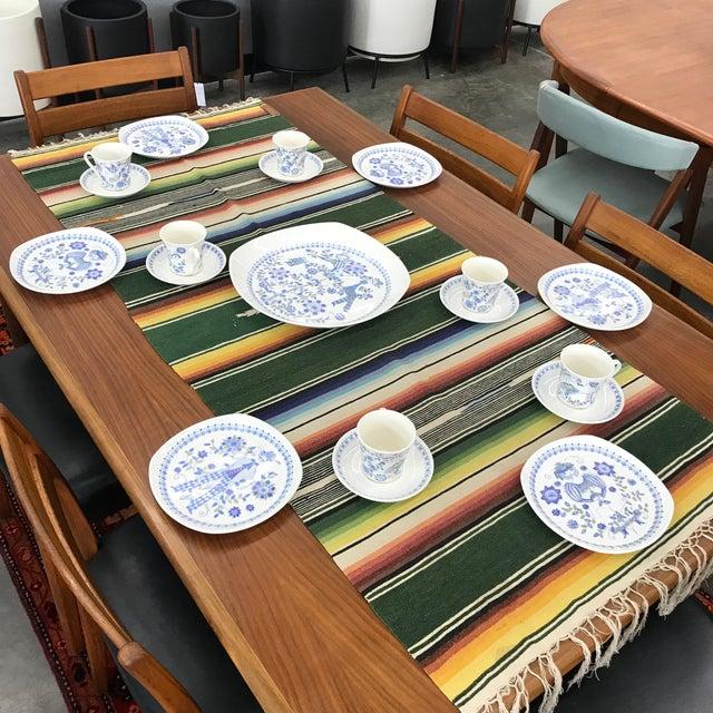 Danish Modern Figgjo Flint Norwegian Dish Set - 19 Pieces For Sale - Image 3 of 12