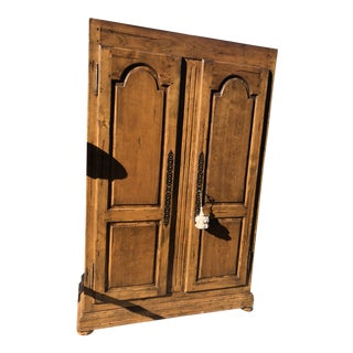 Bausman & Company Traditional Armoire For Sale