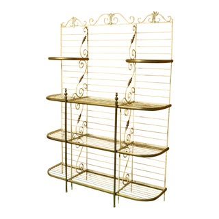 Paris Boulangerie Bread Rack For Sale